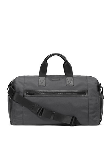 michael kors male 217293 parker gym bag