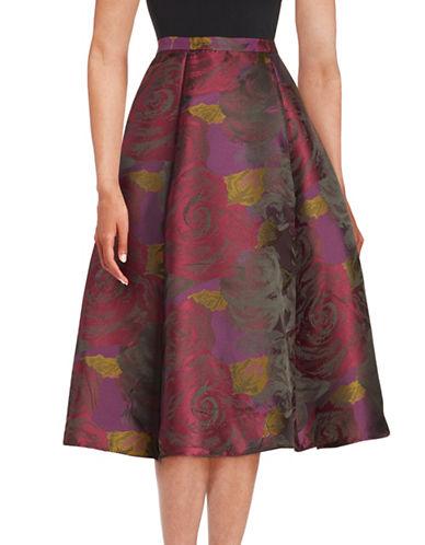 Michael Michael Kors Floral Jaquard Skirt