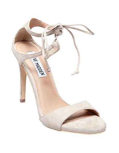 STEVE MADDENSemona Suede High-Heel Sandals