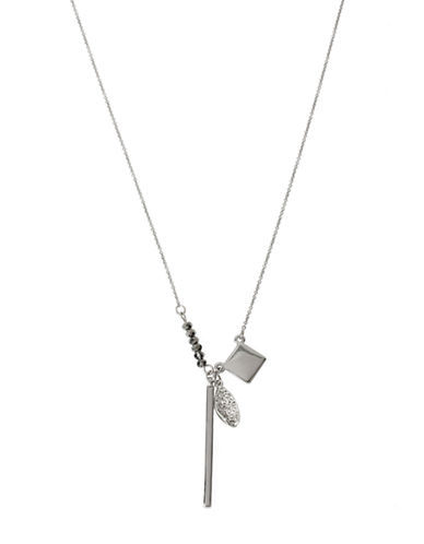 KENNETH COLE NEW YORKPave and Stick Pendant Necklace