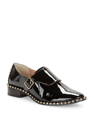 Adrianna Papell Pierce Patent Leather Loafers