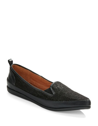 ADRIANNA PAPELL Lennox Leather Loafers