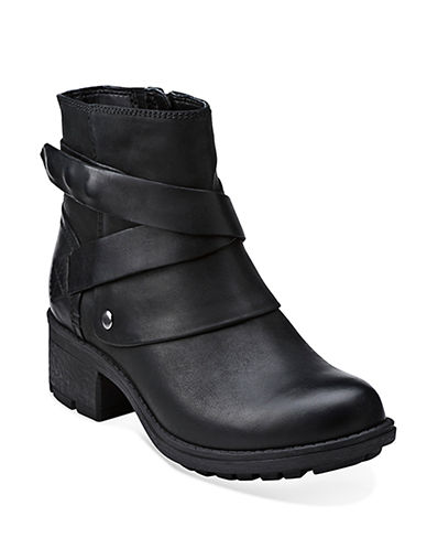 CLARKSMansi Calla Leather Boots