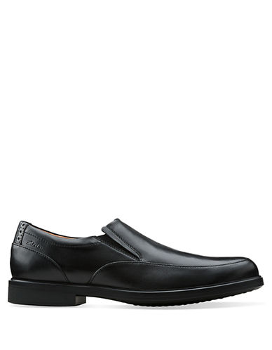 CLARKSGabson Step Leather Loafers