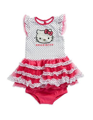 HELLO KITTYBaby Girls Hello Kitty Polka Dot Dress
