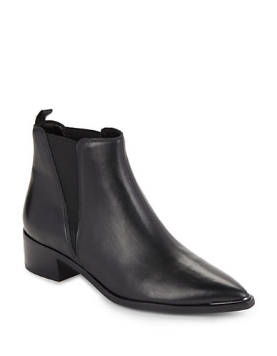 Buy Yale Leather Chelsea Boots by Marc Fisher Ltd online