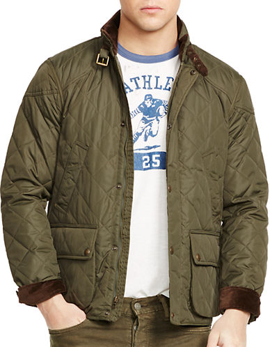Upc 889425093633 Polo Ralph Lauren Quilted Bomber Jacket