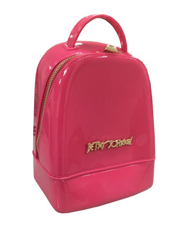 betsey johnson female dont be jelly mini backpack