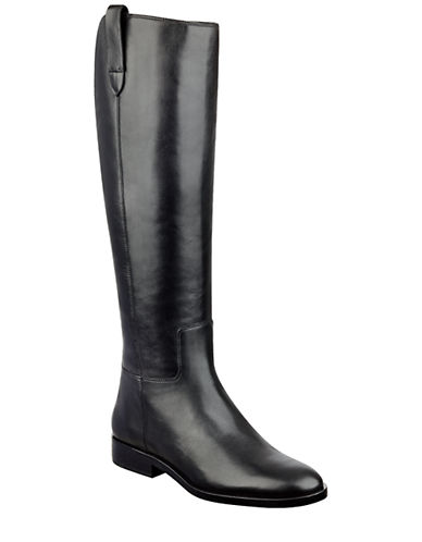 Buy Addee Knee-High Leather Boots by Ivanka Trump online