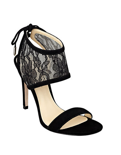 Buy Daza Lace Ankle Cuff Sandals by Ivanka Trump online