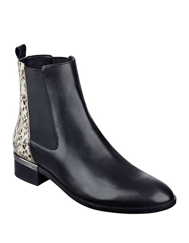 Buy Eday Leather Chelsea Boots by Ivanka Trump online