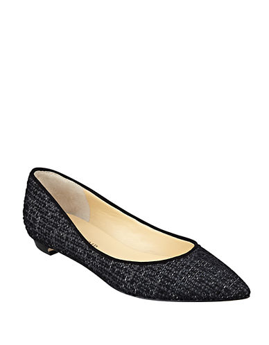 IVANKA TRUMP Tizzy Point-Toe Flats