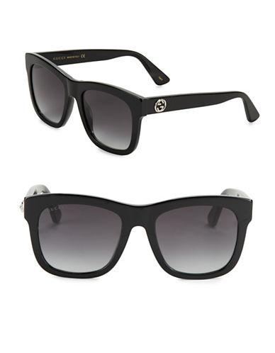 gucci female 54mm square sunglasses