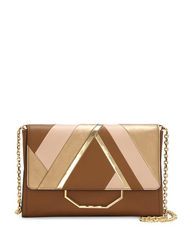 louise et cie female towa chainlink convertible clutch