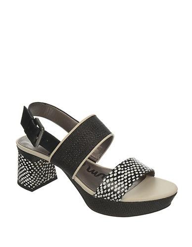 SAM EDELMANKeira Leather Open-Toe Platform Sandals