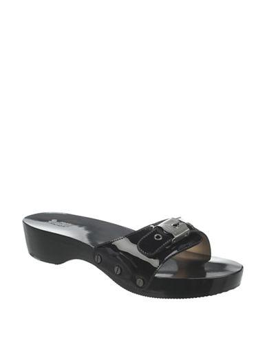 DR. SCHOLLSOriginal Patent Leather Platform Sandals