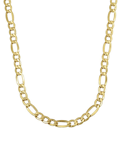 LORD & TAYLOR14K Yellow Gold Mens Necklace