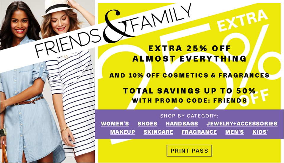print this savings offer and redeem it at your nearest lord & taylor store. to shop at newsubsteam.ml click here 15% off regular & sale items* present this savings pass to your sales associate wednesday, april 3rd through friday, april 12th c