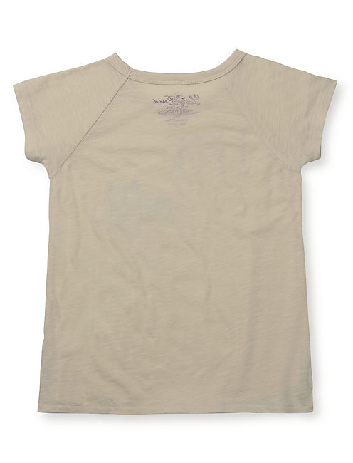 HOPE & PEACE DOVE TEE, #2413 NIGORI