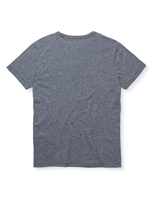 BOB DYLAN TEE, DARK HEATHER GREY
