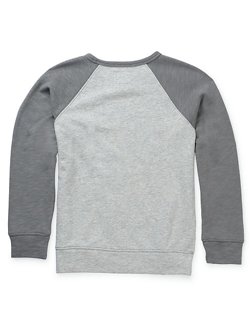 BACKSTAGE COLORBLOCK, HEATHER GREY/CHARCOAL