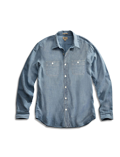 NEWCASTLE CHAMBRAY SHIRT, TARBORO