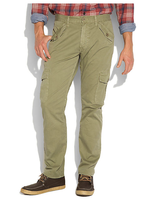 121 SUN FADED CARGO, VINTAGE OLIVE
