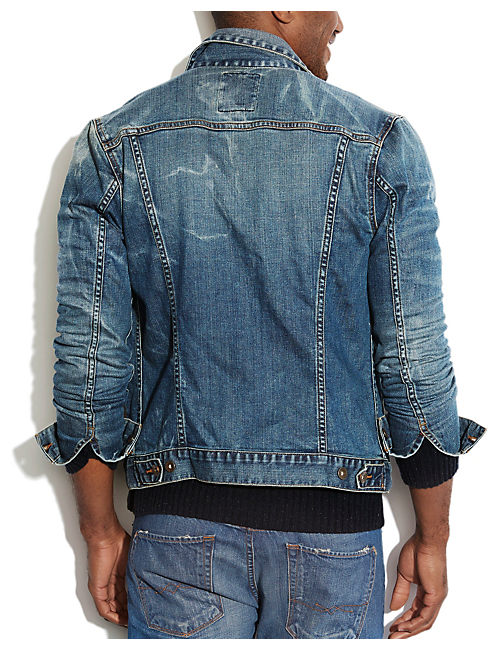 LAKEWOOD DENIM JACKET, DELTA