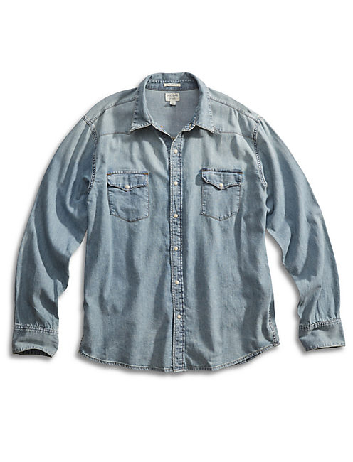 GOLDRIDGE DENIM WESTERN, CANYON