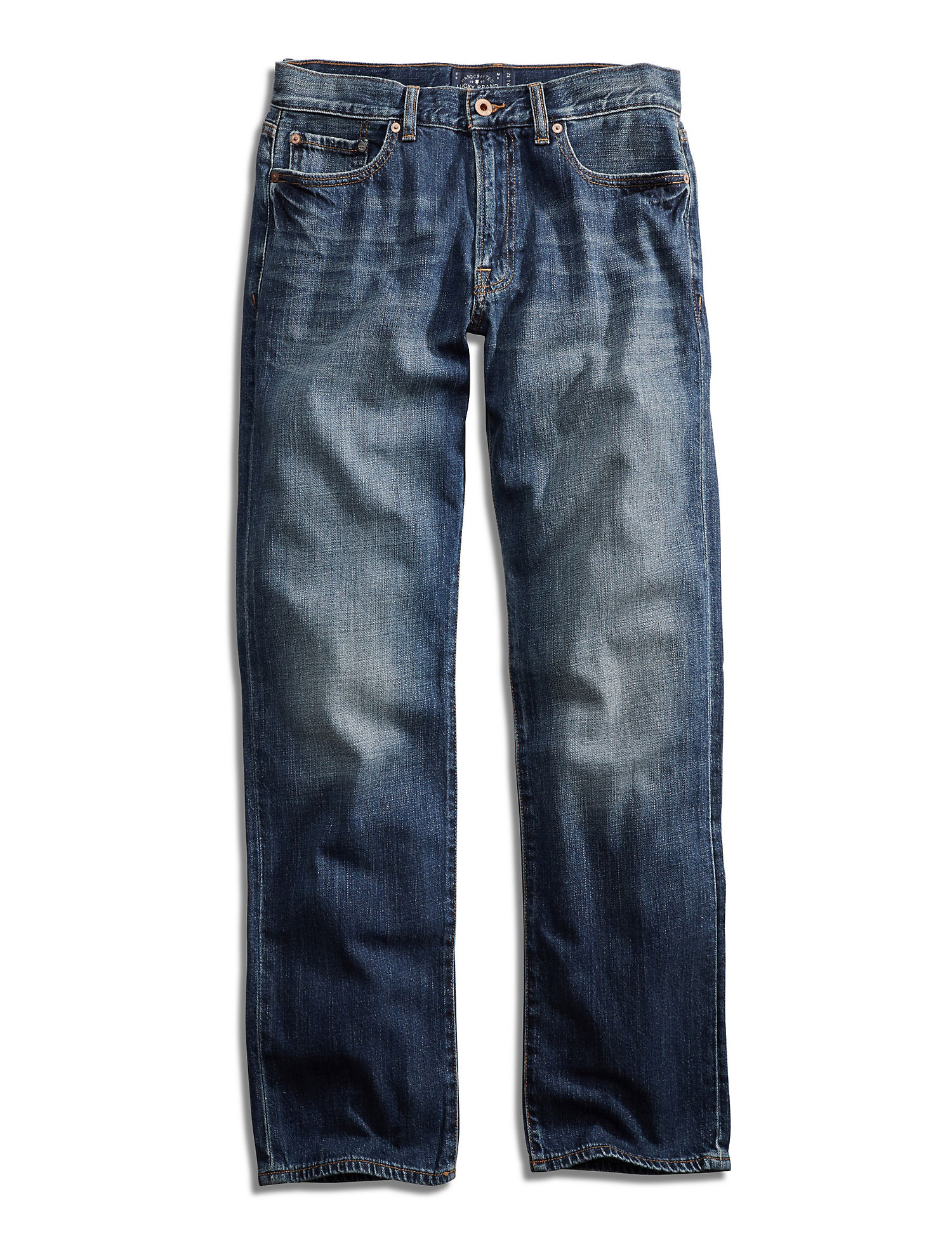 Straight Leg Jeans for Men on Sale | Lucky Brand
