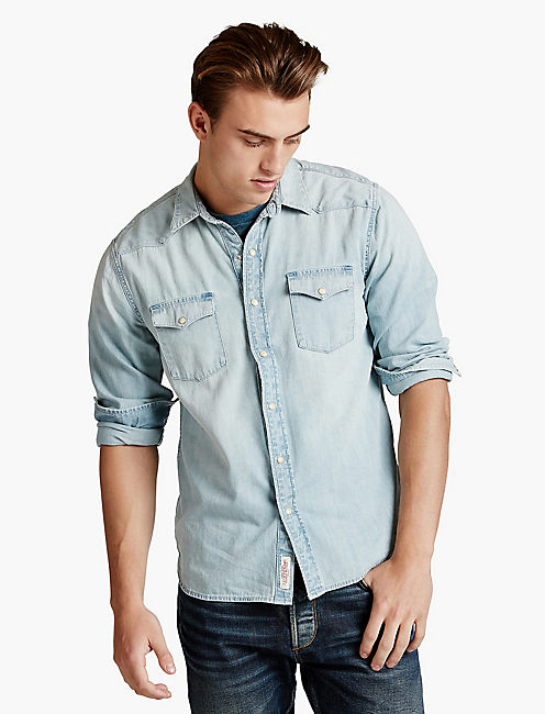 HUNTINGTON DENIM WESTERN,