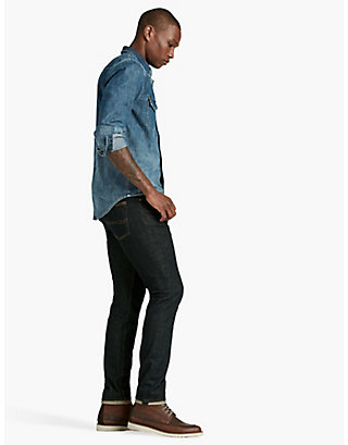LUCKY 76 SLOUCH SKINNY