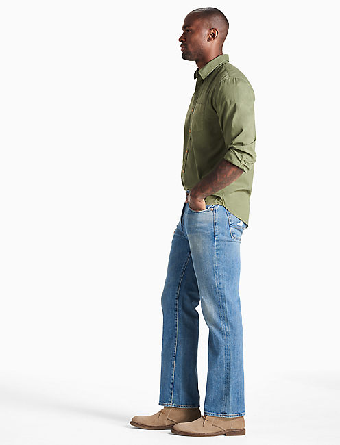 Lucky 181 Relaxed Straight Jean