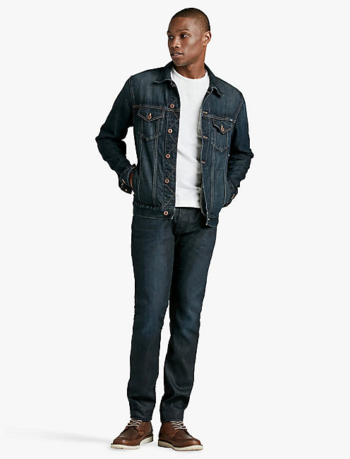 LAKEWOOD DENIM JACKET,