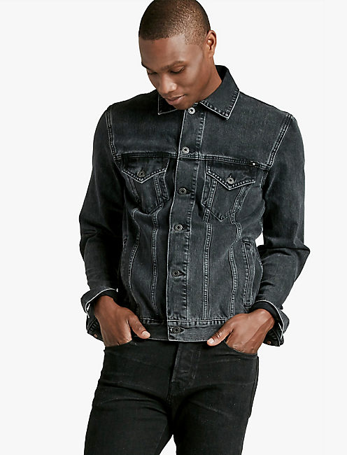 LAKEWOOD DENIM JACKET, TUNITAS