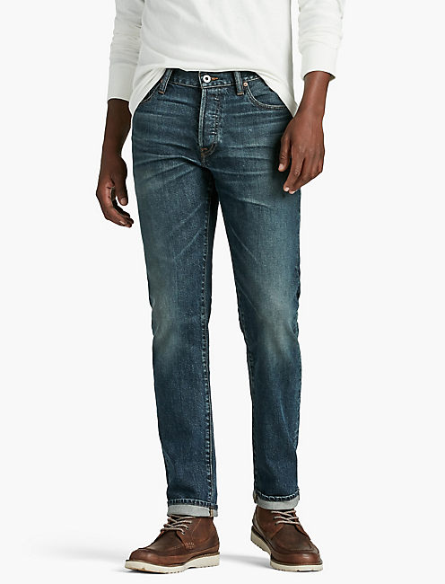 1 AUTHENTIC SKINNY JEAN,