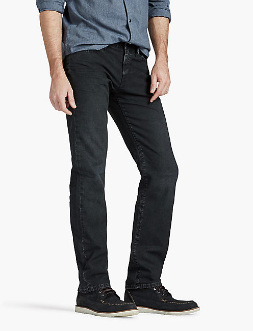 221 ORIGINAL STRAIGHT JEAN, LEAD GREY