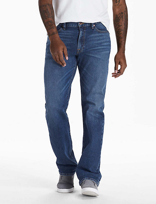 363 VINTAGE STRAIGHT JEAN, BAY CITY