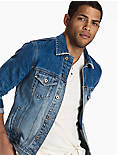 MCKINNEY DENIM JACKET,