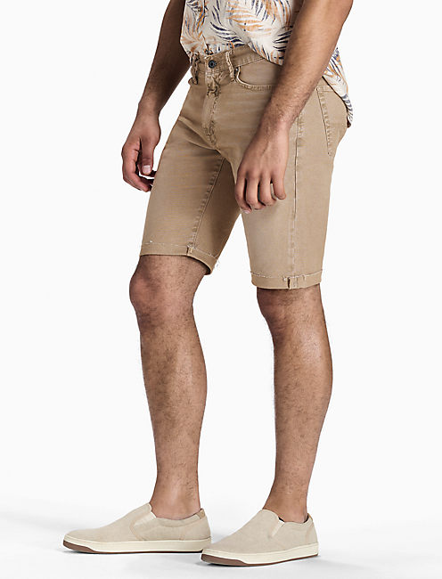 410 ATHLETIC SHORT, SADDLE