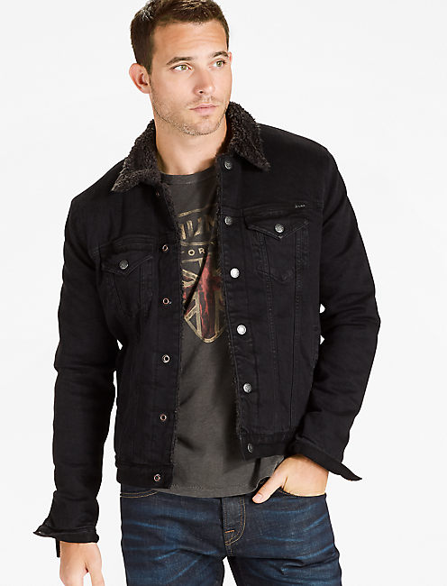SHERPA LAKEWOOD JACKET, ORIGINATE