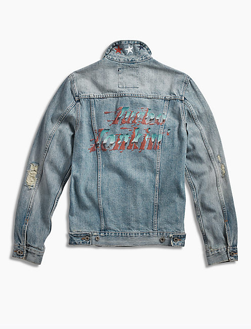 Lucky Soul2soul Turbo Tonkin Denim Jacket