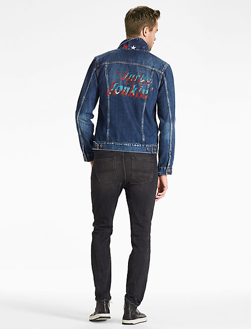 Lucky Soul2soul Turbo Tonkin Denim Jacket