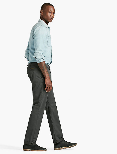 STRETCH COTTON CHINO,