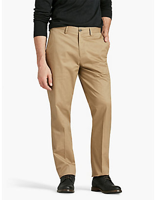 LUCKY COTTON STRETCH TROUSER