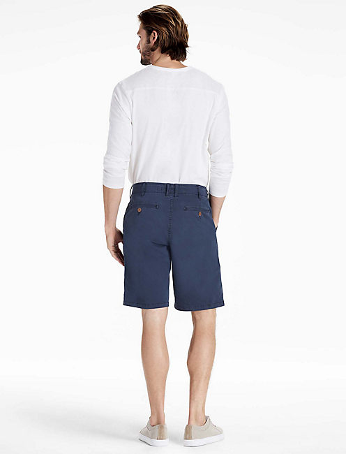 SATURDAY STRETCH SHORT, AMERICAN NAVY