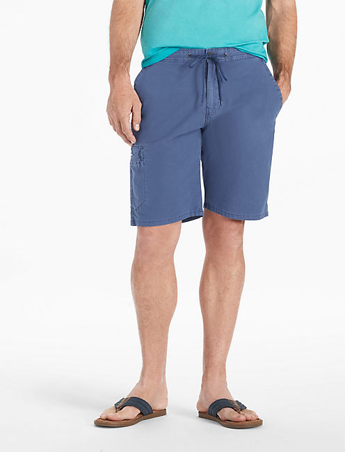 Rip Stop Utility Short, TWILIGHT BLUE
