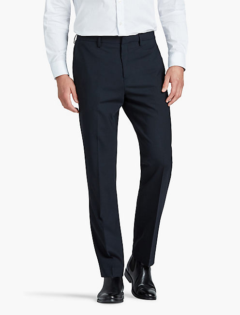 JACK ESSENTIAL SUIT PANT, NAVY