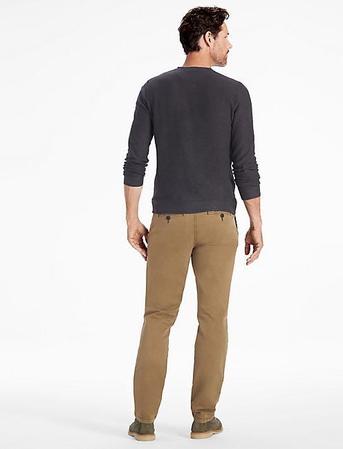 Stretch Cotton Links Chino, KANGAROO