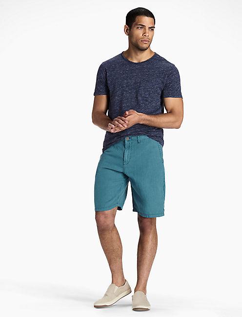 Lucky Laguna Linen Short